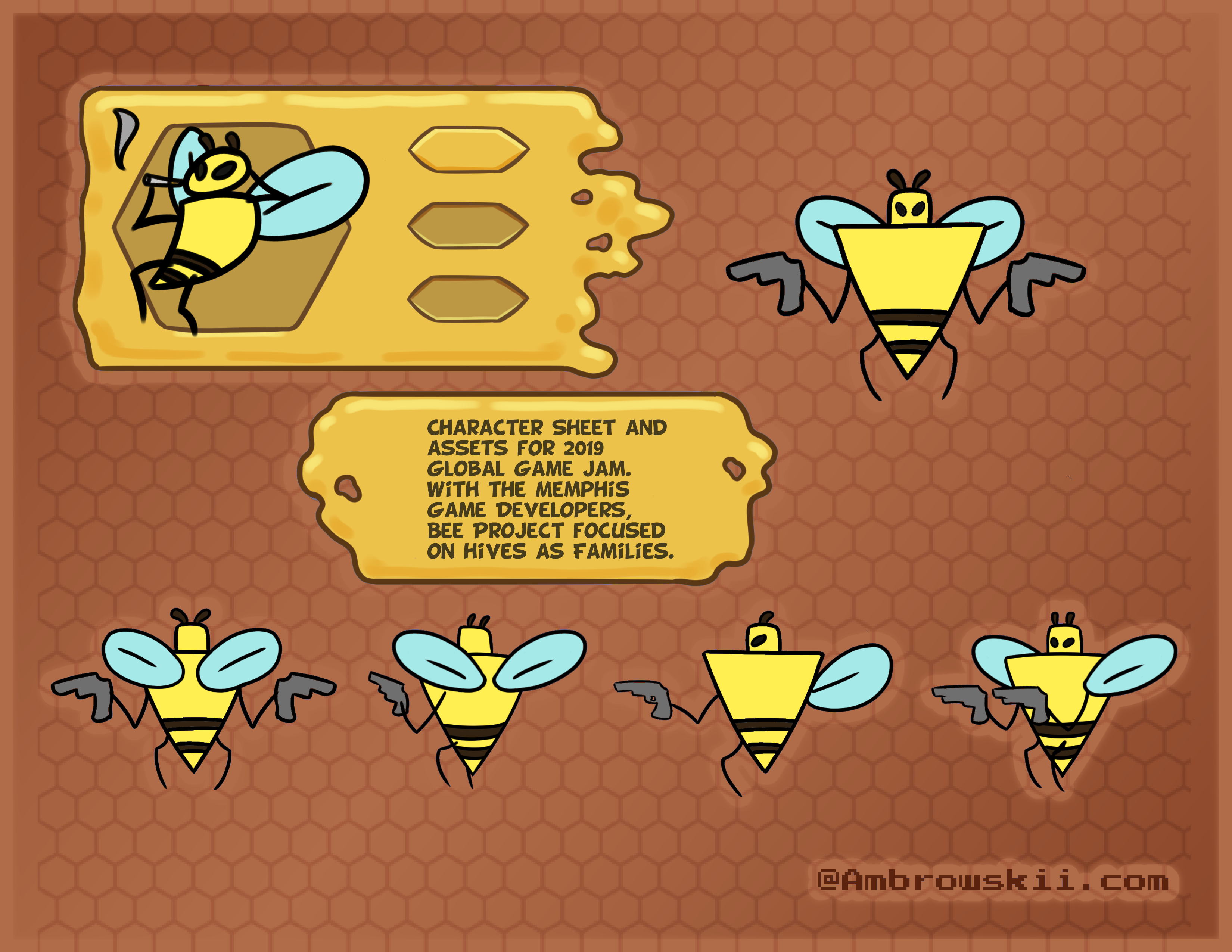 Untitled Bee Game